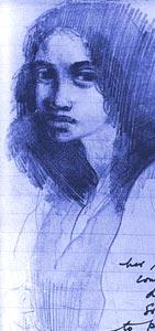 Mervyn's Peake's heroine